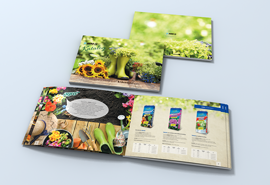 AGRO CS a.s. - gardening products catalogue